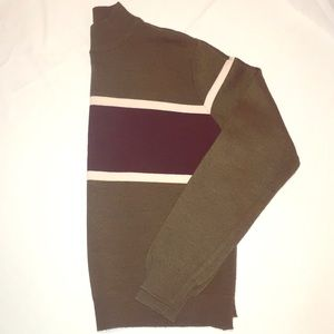 Retro United Colors Of Benetton Youth Sweater!